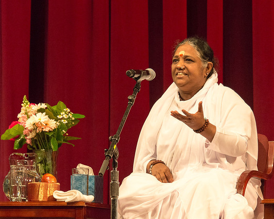 Amma — Conversation on Compassion