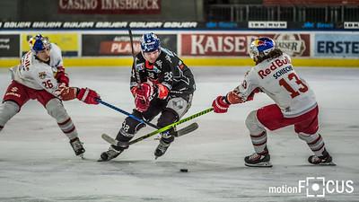Eishockey HCI-RBS unermüdlich