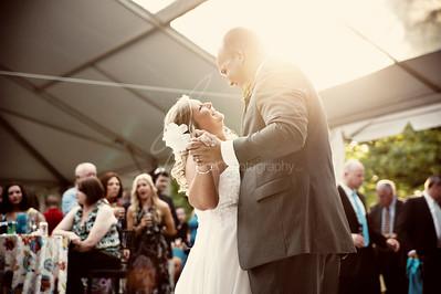 Fridge and Haley (wedding)