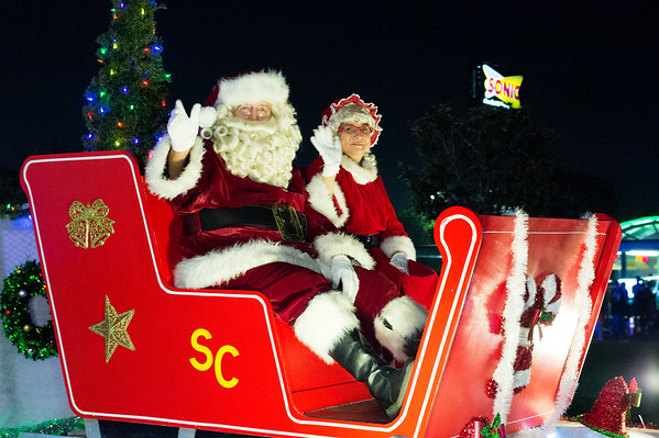 2017 Holiday Lighted Parade