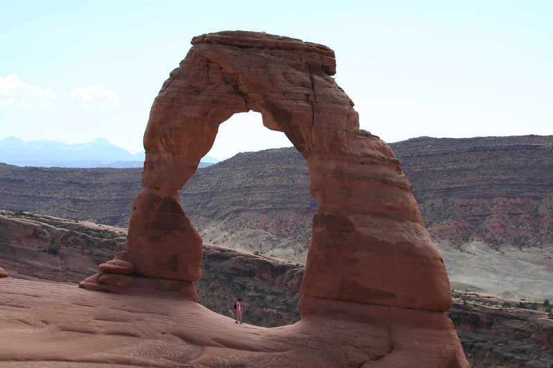 20080908-017 - Arches NP - 05 Delicate Arch.JPG