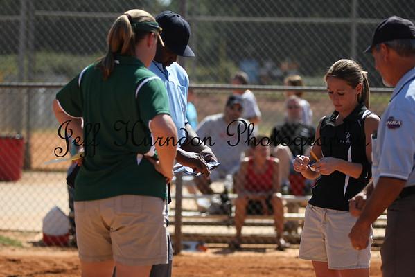 UGMS Softball 10-9-2010