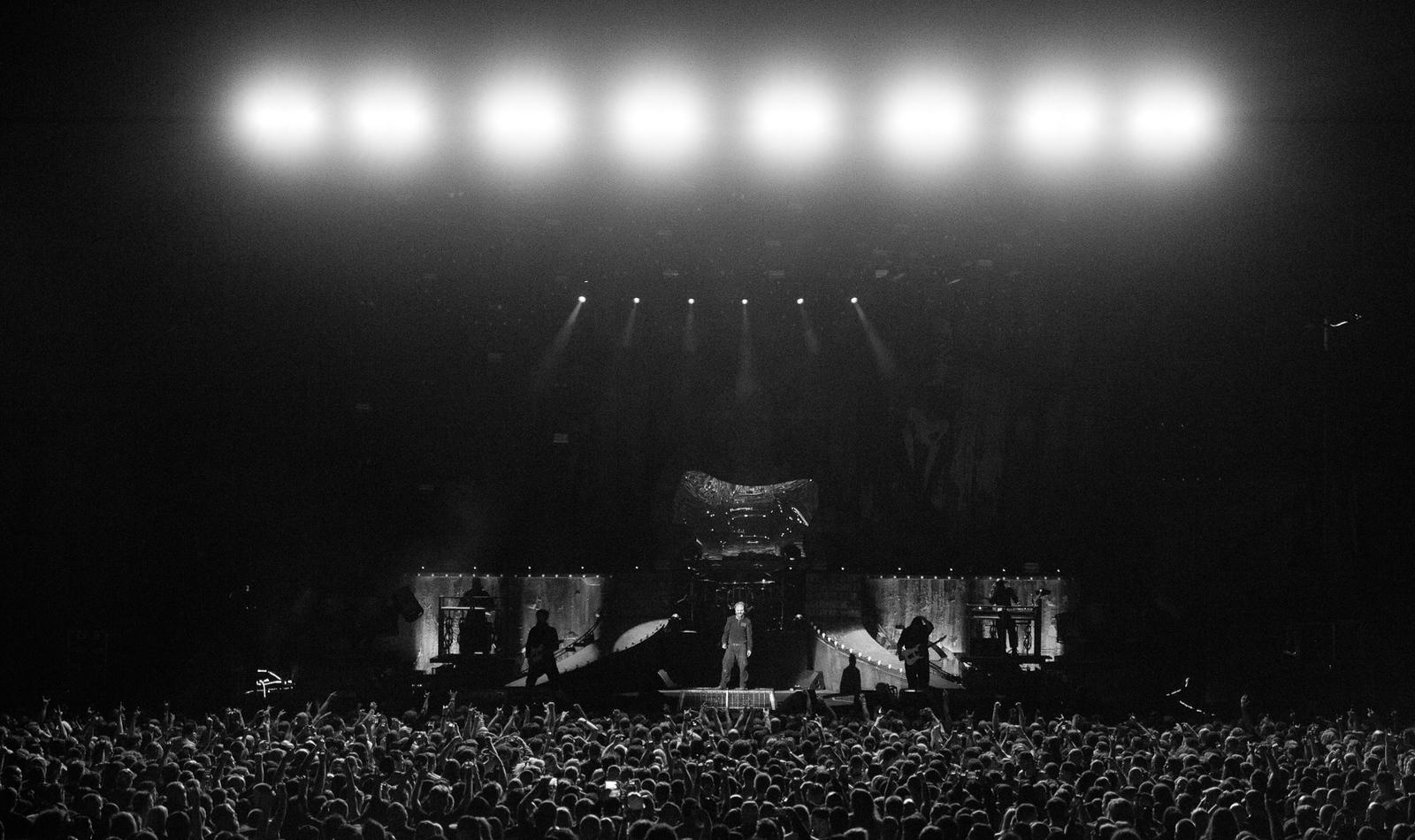 Slipknot at Knotfest 2015