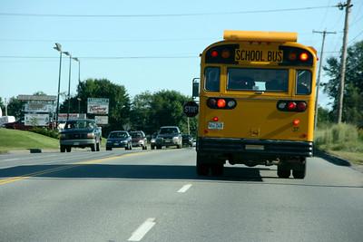 Jacob's 1st Day of School