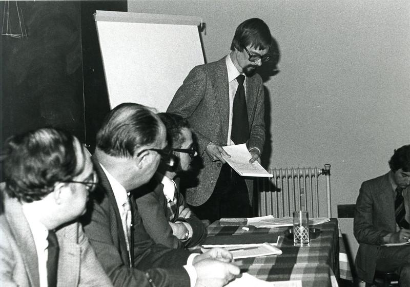 Anton Janssen, Jan Janssenman, Dick Dibbets, Hans vd Laan.jpg