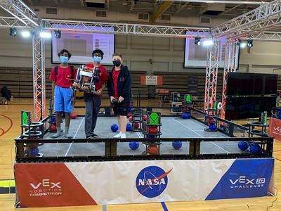Robotics Worlds & Space City Showcase