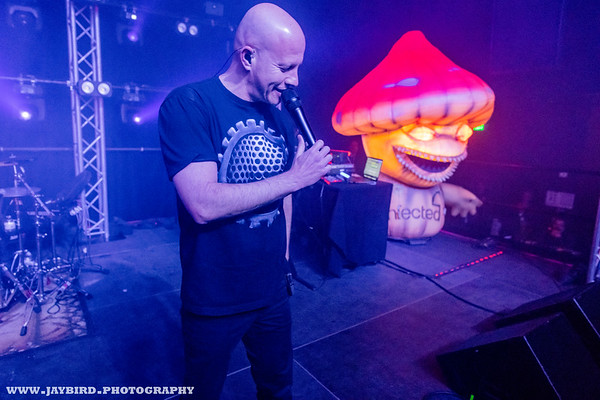2-23-19 Summit Music Hall, Infected Mushroom