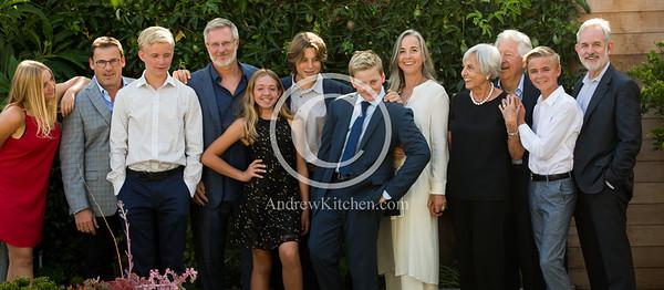 Joanne Levin Family