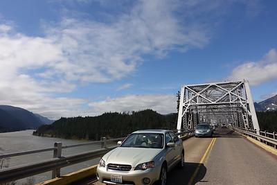 #8 Cascade Locks Bridge