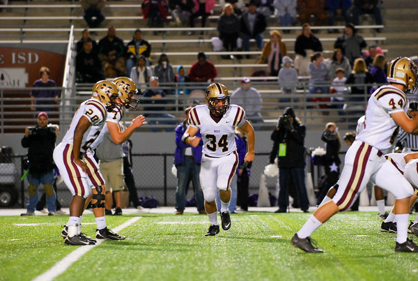 Magnolia West Playoffs 111310 - Football