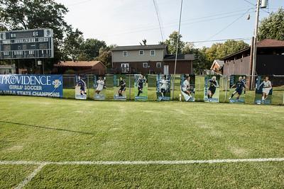 2012 PHS Girls Soccer Senior Night