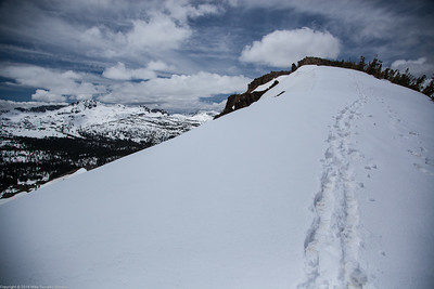 red lake peak ascent