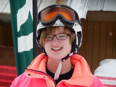 Caroline Ski Trip