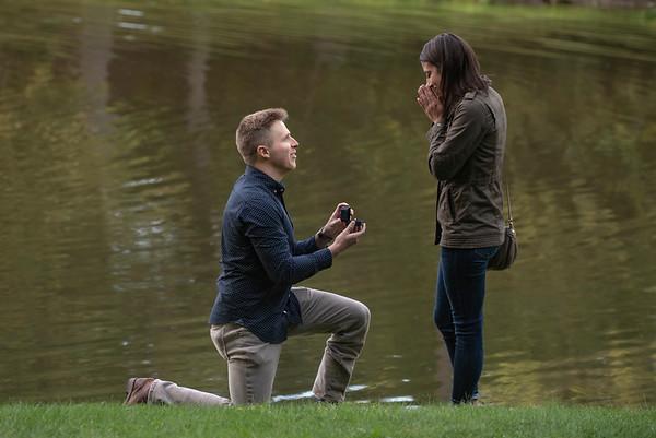 Dylan & Ariana Proposal