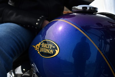 Jamie's New Harley