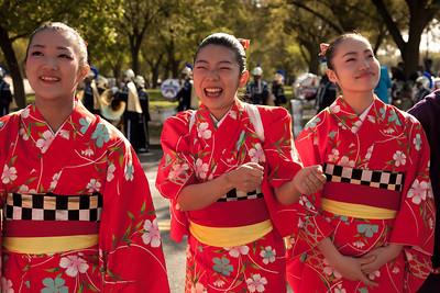 Cherry Blossom Parade (2010)