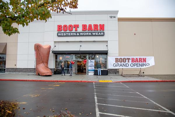 Boot Barn Ribbon Cutting 11/16/18