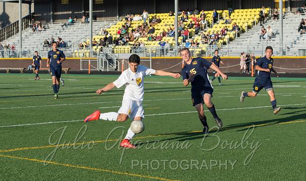 150929 NBHS Boys Soccer vs Brookings