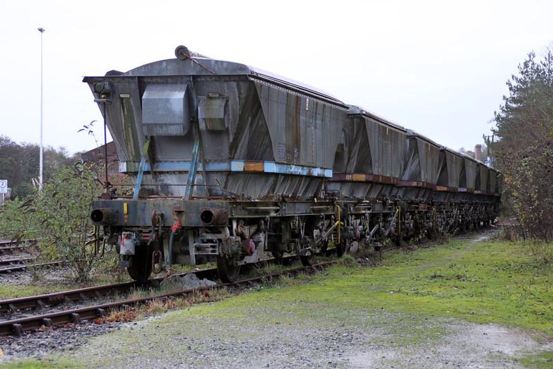 CDAs stored at St.Blazey Yard 03/12/11