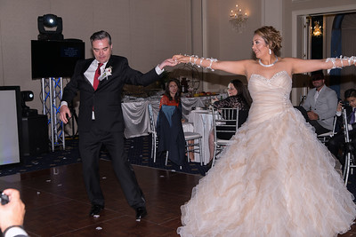 Dance Bride and Groom