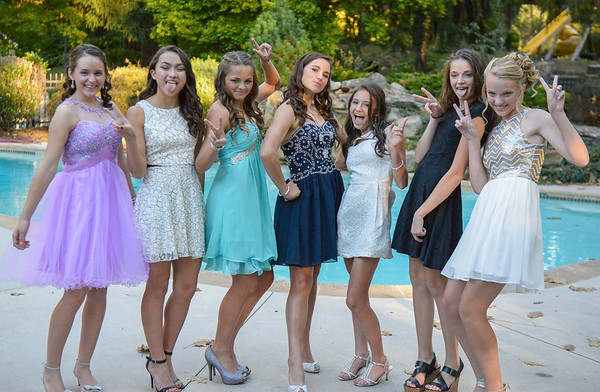 10-10-15 Freshman Ladies