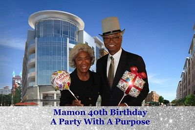 Mamon 40th Birthday