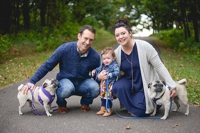 Claggett Family Fall 2018