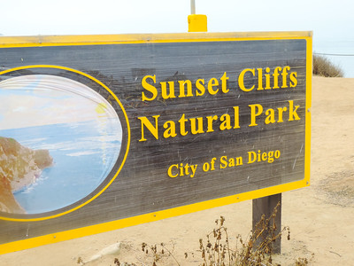 Sunset Cliffs Linear Park 06-13-2018