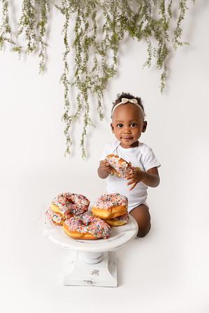 Zaery's 1st Birthday (Donut Smash)