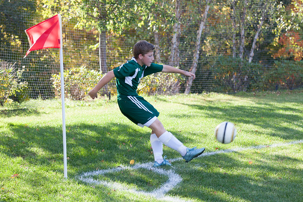 Park Soccer varsity 2015
