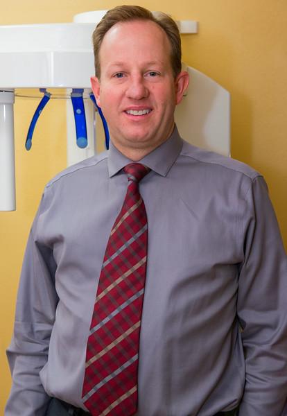 Michael Affleck - Prosthodontics  John Snider- dental patient Triston Robinson- dental assistant