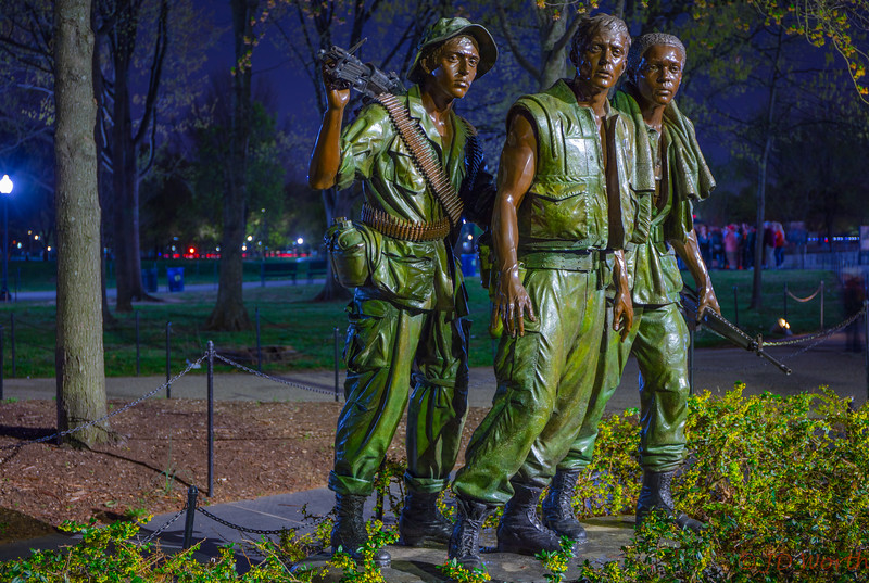"""Three Soldiers"" Night - H12"