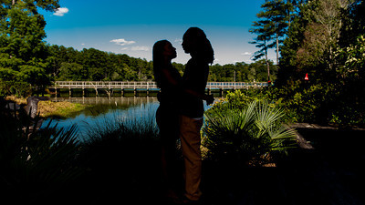 Jezundas & Dereke Engagement