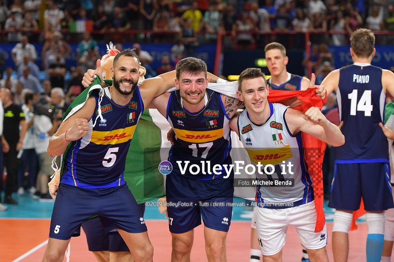 ITALIA vs SERBIA, 2019 FIVB Intercontinental Olympic Qualification Tournament - Men's Pool C IT, 11 agosto 2019. Foto: Michele Benda per VolleyFoto.it [riferimento file: 2019-08-11/ND5_7565]