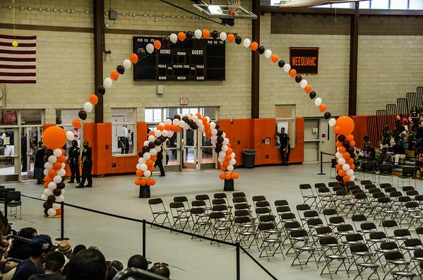 Weequahic High School Graduation 2014