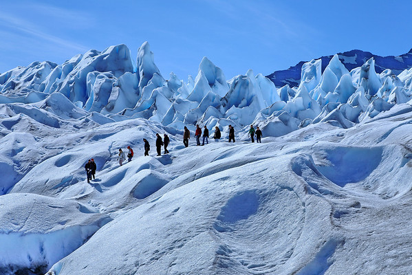 Ascension du Glacier Perito Moreno