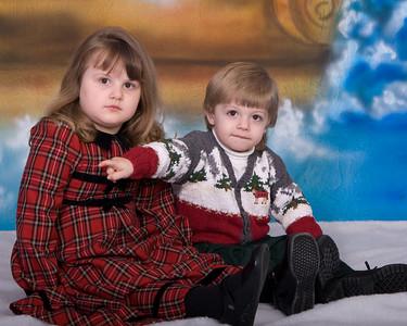 Alyssa and Matthew (Xmas)