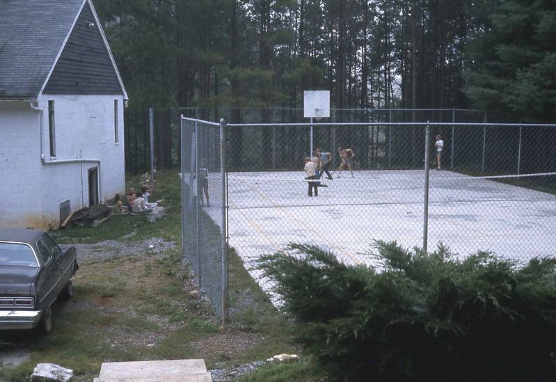 1974 WVS Tennis Court.jpg