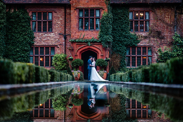 Woodhall Manor Wedding - Kerry & Reece
