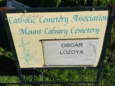 2019 July Oscar Lozoya funeral and reception