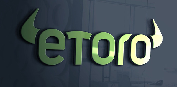 eToro logo (photo credit: CoinGeek)