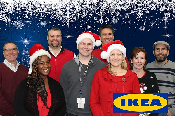 2017 IKEA Holiday Party 12-14-2017