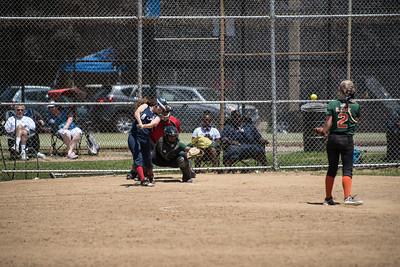 Lauren's Softball Game 6-13-15