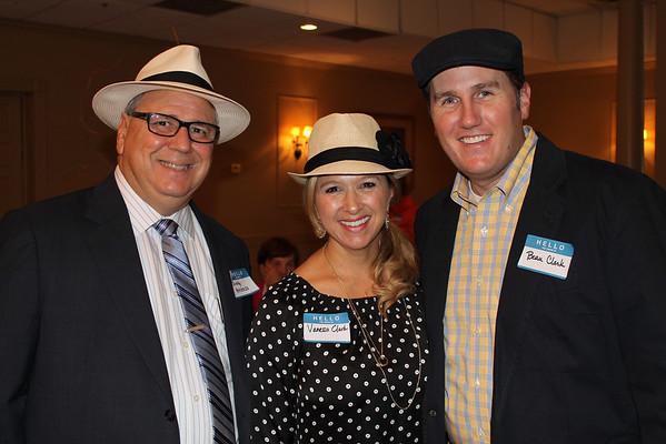 Republican Women of EBR Hat Luncheon 8-22-13