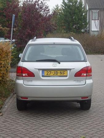 Rob's latest car