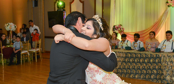 Alisa quinceañera (15th Birthday)