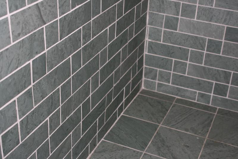 Unfading Green Brick Pattern (Vertical) 9 x 9 Floor