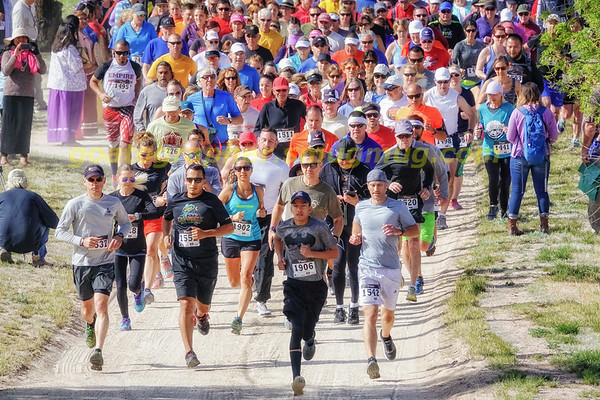 Amerind Texas Canyon 10K/5K 2017