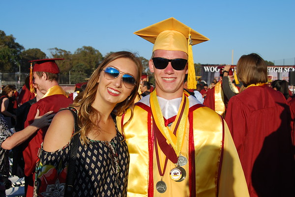Wilson Graduation - 2016
