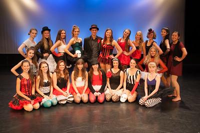 Nevada Union Theatrical Dance